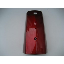 Honda 90 Front Fork Cover - Red