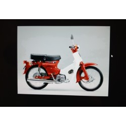 New Honda 50