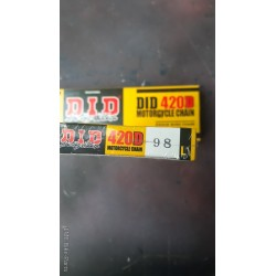 Honda  DID Chain 98 Links C90E 1984 To 2002