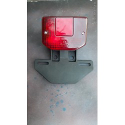 Honda C90E Back Light And Reg Holder Bulb 12V