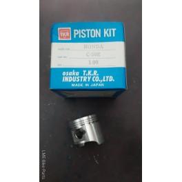 Honda Piston Kit C50E 1.00 Made in Japan