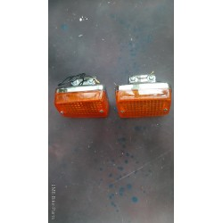 Honda C50E Front Indicator Set Left And Right