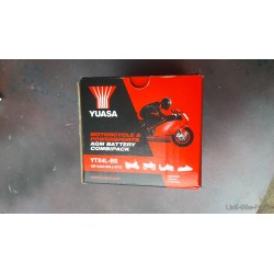 Honda MD90 Battery YTX4L-BS Yuasa