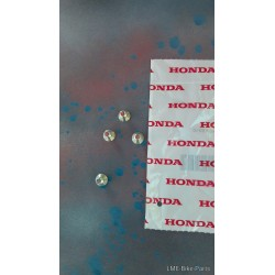 Honda 93600-050-100A Screw Flat 5×10