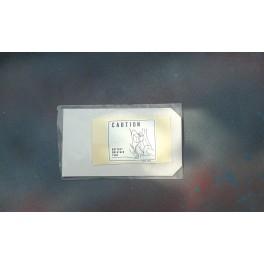 Honda 87506-087-680 Plate Name Sticker