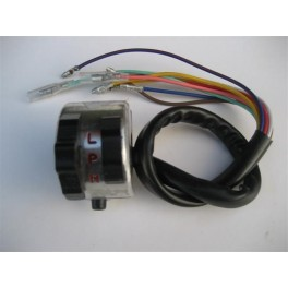 Honda C70 Light Switch With Park Light 9 Wires