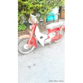 Honda C100 For Sale 1963