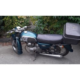 Honda CD175 Green 1977  SOLD