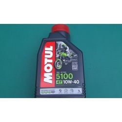 Honda C50 ENGINE Oil 10/40 Motul  4T