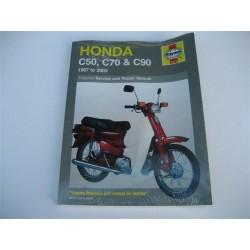 Honda 90 Manual C90