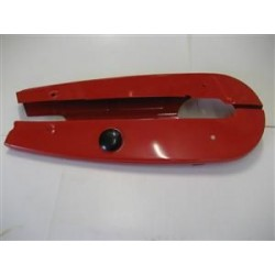 Honda 50 Chain Cover Set Red