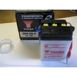 Honda 50 Battery 6 V Yuasa
