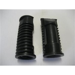 Honda 70 Front Peg Rubber Set