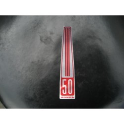 Honda 50 Front Fork Stickers