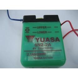 Honda C100 Battery
