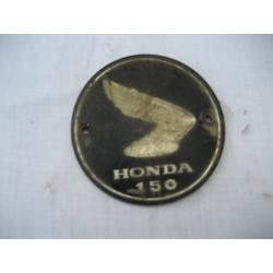 Honda Benly C92 Tank Logo