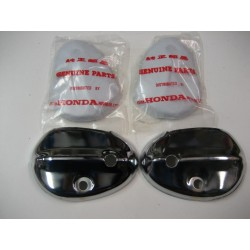 Honda C100 Bottom Fork Cover